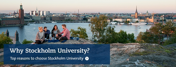 Linguistics at Stockholm University is ranked as #46 by the QS World University Rankings